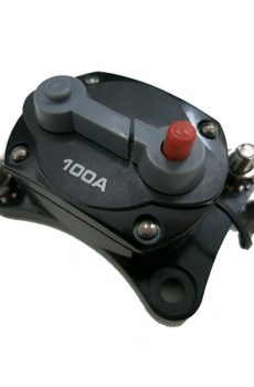 100A Re-settable Circuit Breaker