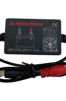 Bluetooth BLE Battery Monitor